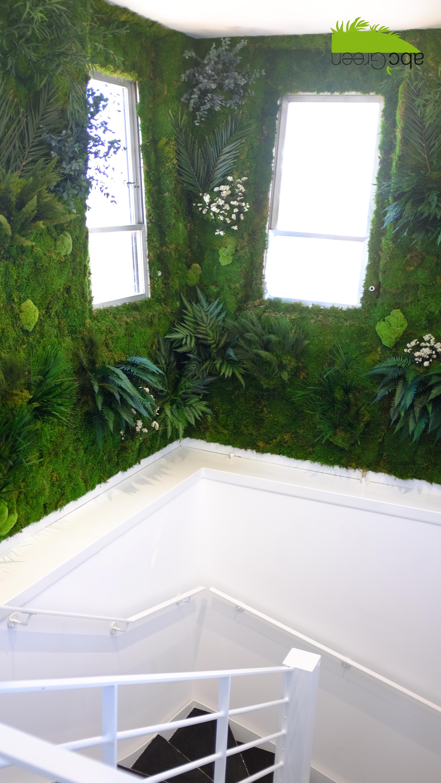 décoration plantes entreprise