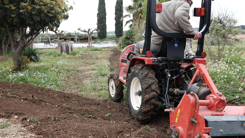 gazon jardinier Montpellier